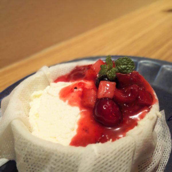 なめらか濃厚  レアチーズケーキ(5月~9月限定)